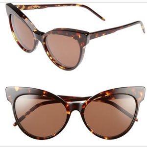 Wildfox 'Grand Dame' 58mm Cat Eye Sunglasses